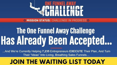 Russell Brunson One Funnel Away Challenge ClickFunnels Expert Training Course