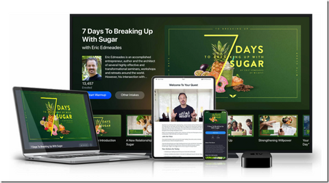7 Days To Breaking Up With Sugar – MindValley