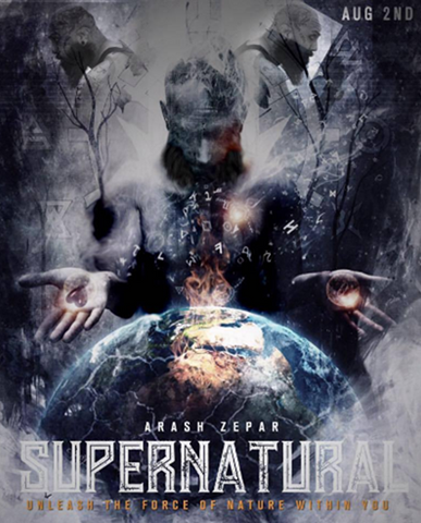 Arash Dibazar – Supernatural