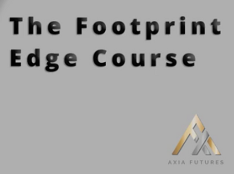 Axia Futures – The Footprint Edge Course