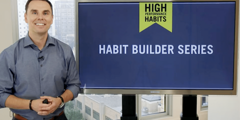 BRENDON BURCHARD – HABIT BUILDER COURSE