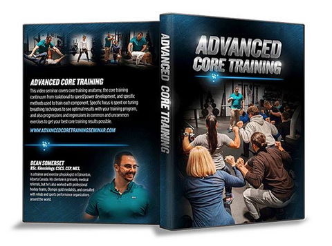 Dean Somerset – Advanced Core Training