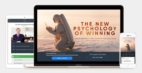 Denis Waitley – The New Psychology Of Winning – MindValley
