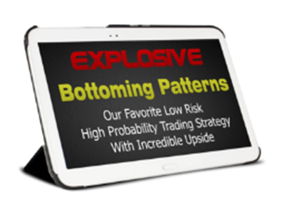 Explosive Bottoming Patterns