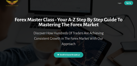 Forex Master Class – Your A-Z Step By Step Guide To Mastering The Forex Market