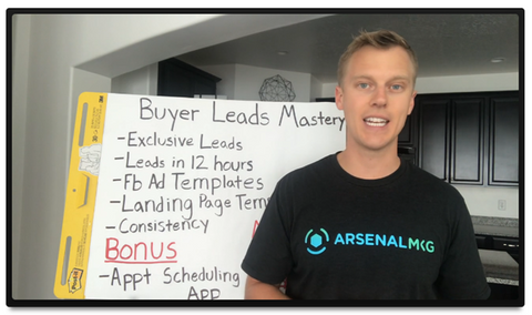 Jason Wardrop – Buyer Leads Mastery
