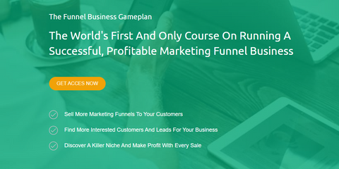 MICHAEL KILLEN – THE FUNNEL BUSINESS GAMEPLAN