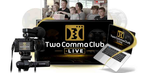 RUSSELL BRUNSON – TWO COMMA CLUB LIVE