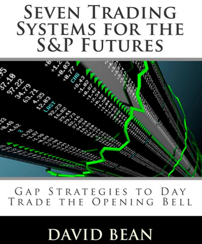David Bean – Seven Trading Systems for The S&P Futures (ebook)