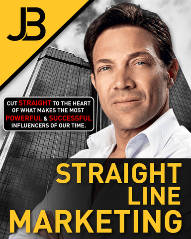 jordan belfort straight line marketing system