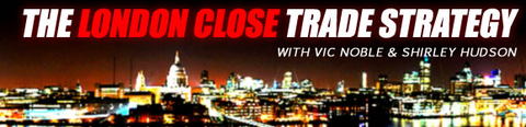 Vic Noble, Shirley Hudson – London Close Trading Course