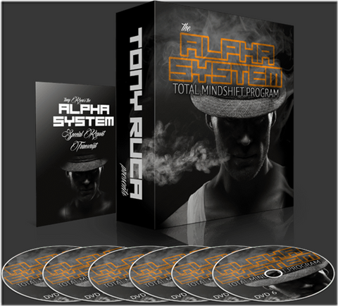 Tony Ruca – The Alpha System