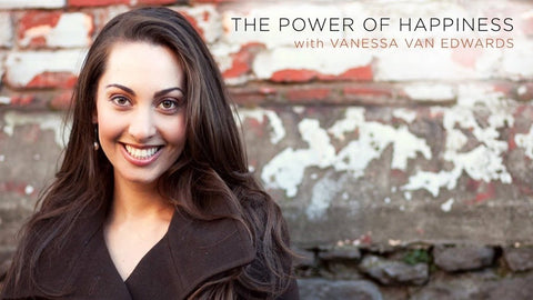 Vanessa Ed Edwards – The Power of Happiness
