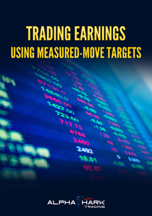 AlphaShark – Trade Earnings Using Measured Move