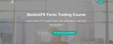 BostickFX – Forex Trading Course