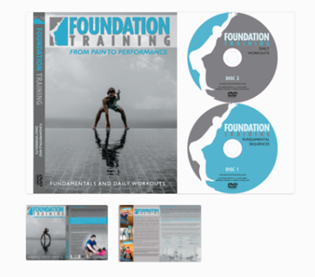 Foundation Training – Fundamentals and Daily Workout