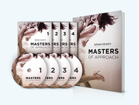 Adam Gilad – Masters Of Approach