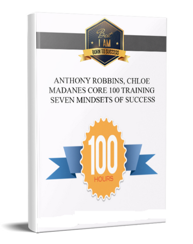 Anthony Robbins Tony & Cloe Madan Core 100 Audio Video PDF Book Training Course