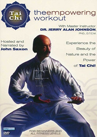 Jerry Alan Johnson – Tai Chi, The Empowering Workout(DVD)