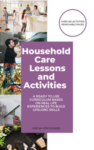 Household Care Activity Book