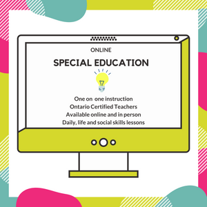 Special Education Instruction