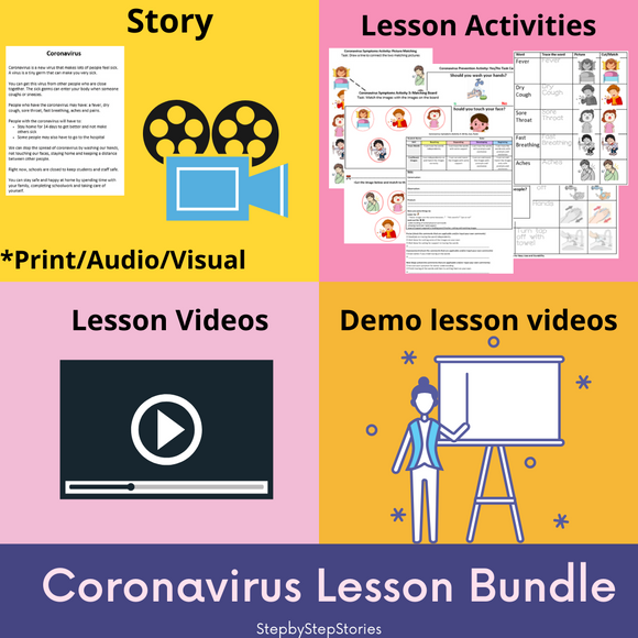 Coronavirus Lesson Bundle