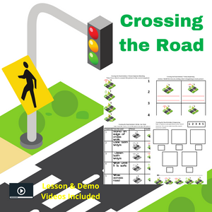 Crossing the Road with 8 Activities & 1 Video