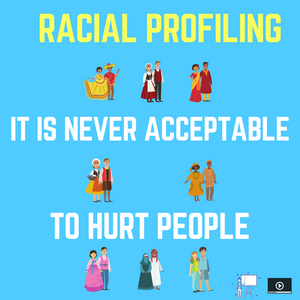 Racial Profiling with 2 Videos & 4 Activities