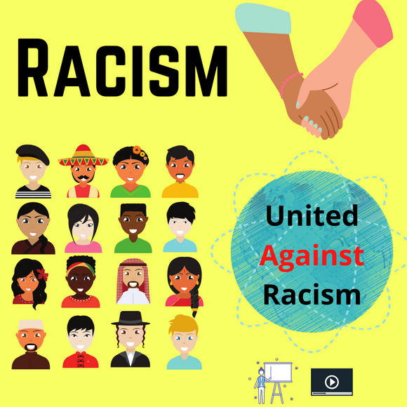 Racism with 4 Videos & 6 Activities