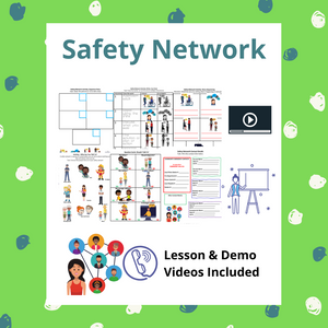 Safety Network with 10 Activities & 2 Videos