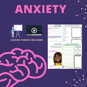Anxiety with 8 Activities & 1 Video
