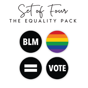 Equality Pack <br / ><p>$10.00 each</p>