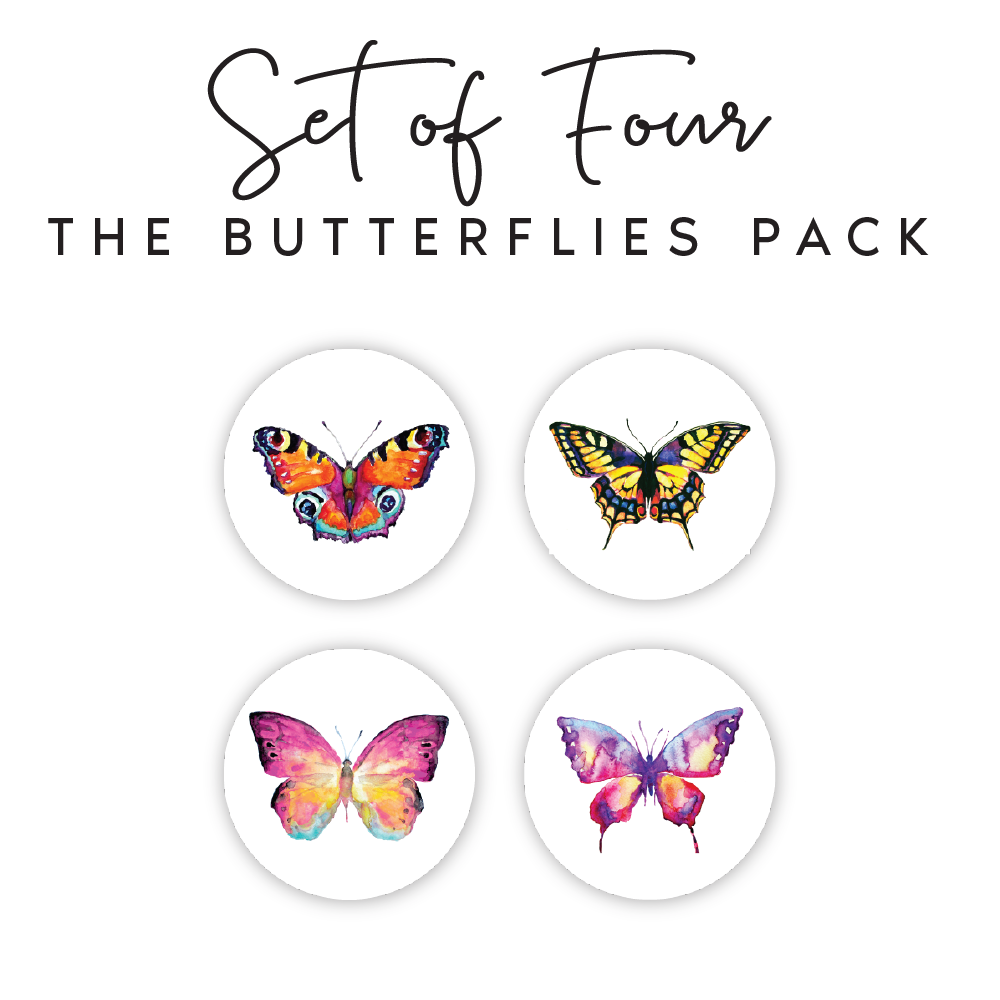 Butterflies Pack <br / ><p>$10.00 each</p>