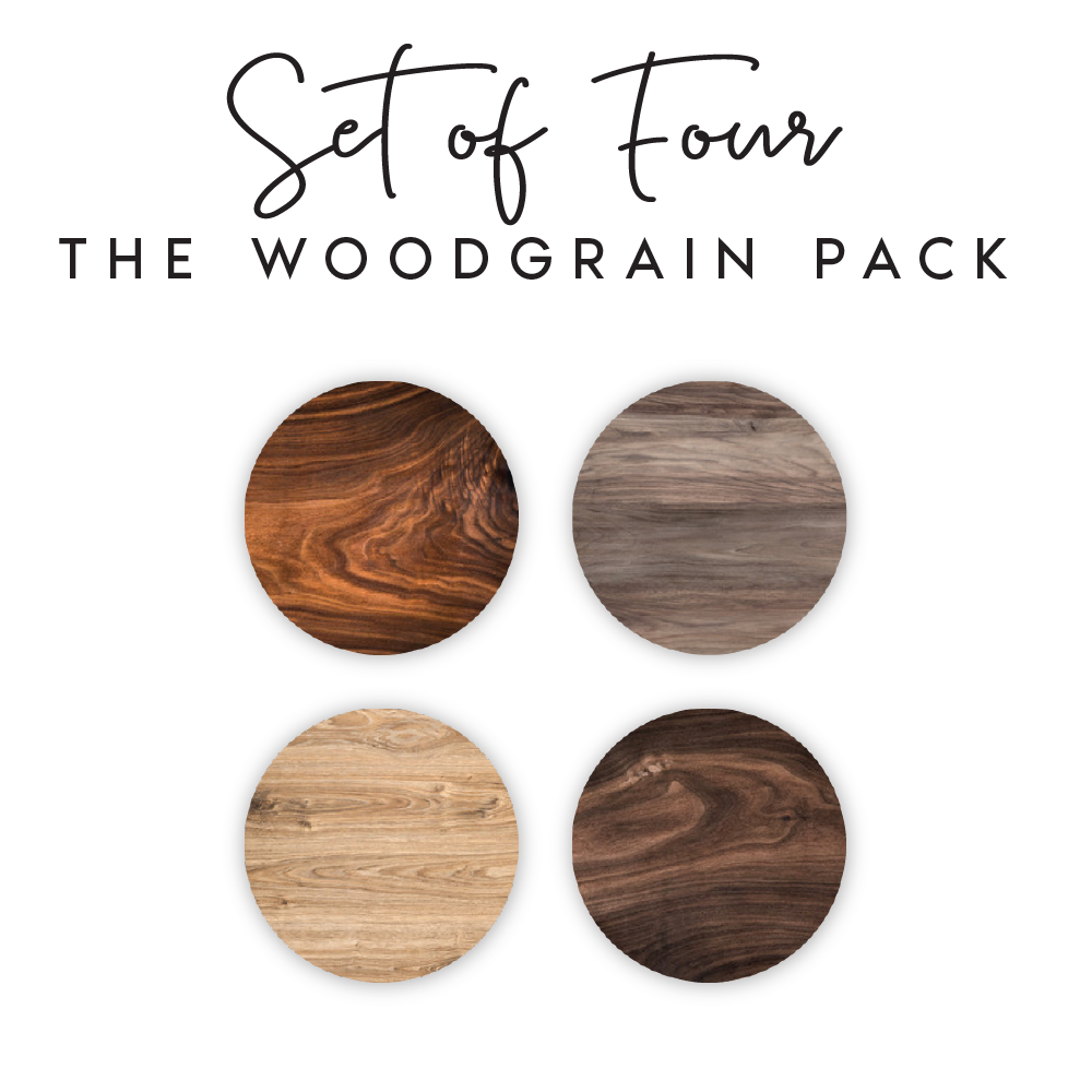Woodgrain Pack <br / ><p>$10.00 each</p>