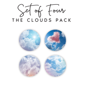 Clouds Pack <br / ><p>$10.00 each</p>