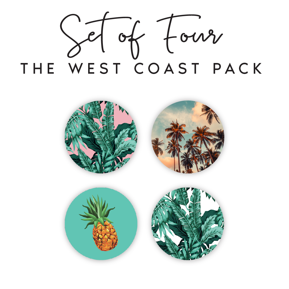 West Coast Pack <br / ><p>$10.00 each</p>