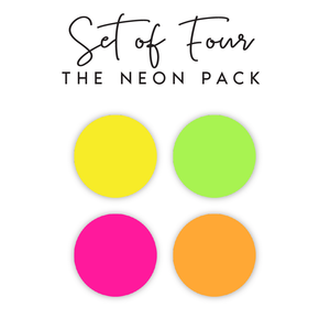 Neon Pack <br / ><p>$10.00 each</p>