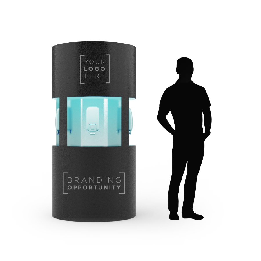360 Hand Sanitizing Station<br / ><p>from $1000</p>