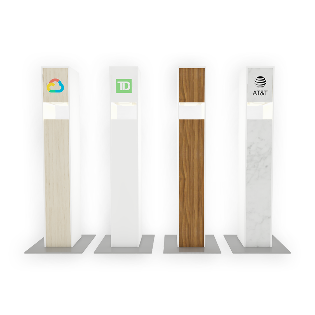 Slim Hand Sanitizing Stations<br / ><p>from $300</p>