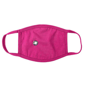 Hot Pink CLINX Mask