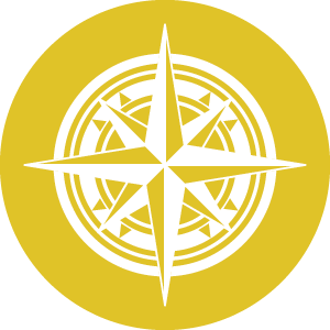 Yellow Compass