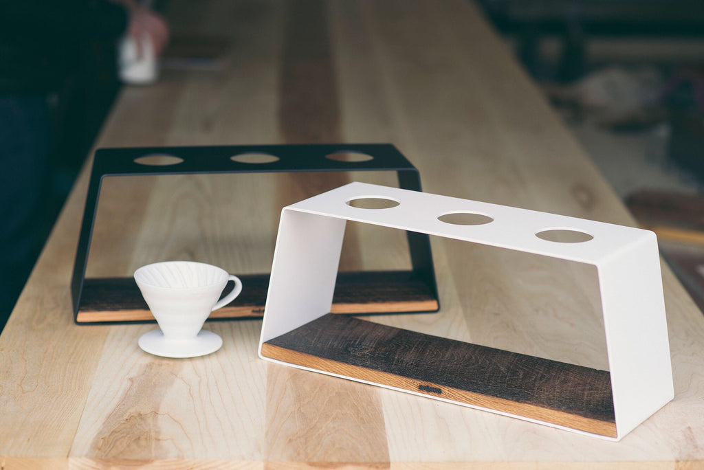 Coffee Pour Over Stand Triple