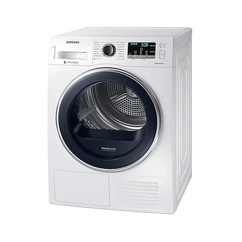 SAMSUNG FRONTLOAD DRYER (DV90M5200QW)