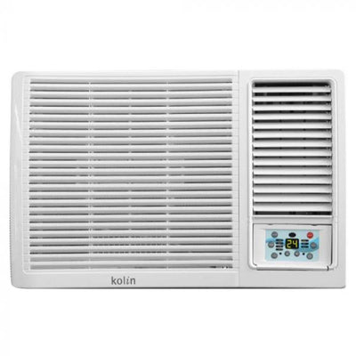 KOLIN 1.0 HP WINDOW TYPE AIR CONDITIONER (KAG-100HRE4)