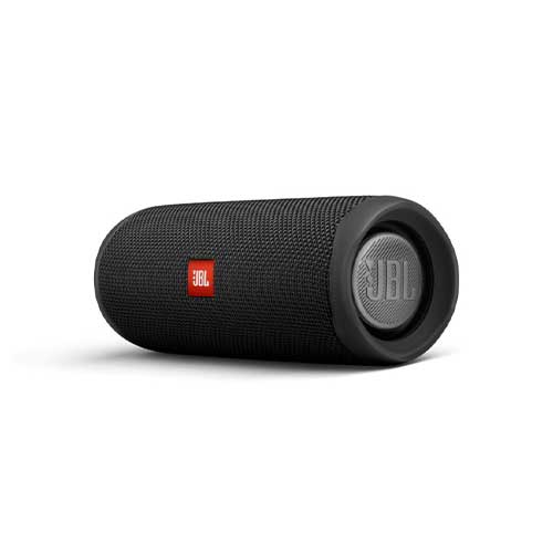 JBL PORTABLE BLUETOOTH SPEAKER (FLIP 5 BLACK)