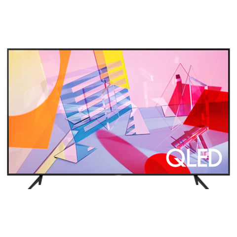 SAMSUNG  65-INCH SMART QLED TV (QA65Q60TAG)