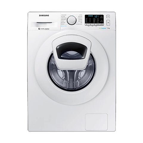 Samsung 7.5 kg Front Load Washing Machine (WW75K52E0YW/TC)