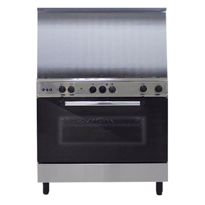 WHITEWEST 4 GAS BURNER RANGE (WCM954X)