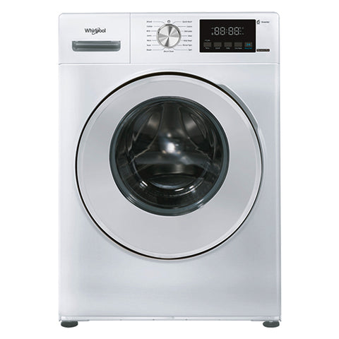 WHIRLPOOL 7KG FRONTLOAD WASHING MACHINE (WFRB752BHW)
