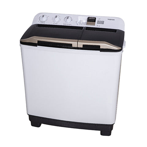 TOSHIBA 7KG TWIN TUB WASHING MACHINE VH-H80WPH